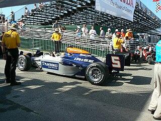 KV Racing Technology Auto racing team