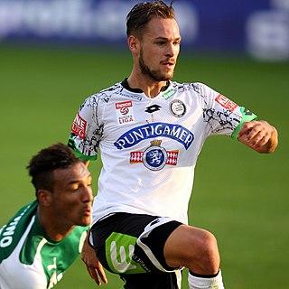 Lukas Spendlhofer Austrian footballer
