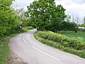 S Bend prior to Brussels Green - geograph.org.uk - 432286.jpg
