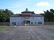 Sachsenhausen Entrance Tower 2007