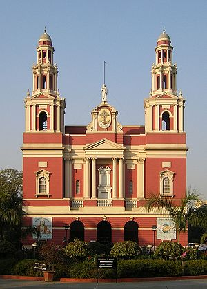 Roman Catholic Archdiocese of Delhi - Sacred Heart Cathedral, New Delhi,