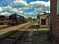Saechsisches Eisenbahnmuseum - gravitat-OFF - Bahnhof Hilbersdorf Stellwerk (1).jpg