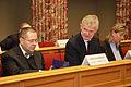 Saeimas priekšsēdētāja oficiālā vizītē apmeklē Luksemburgu (8550889841).jpg