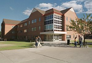 Saginaw Valley State University - Saginaw Valley State University's Living Center