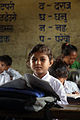 Sahara Bal Primary School, Grade 1, Pokhara, Nepal. (10733833976).jpg