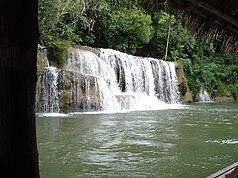 Waterfall in Sai Yok