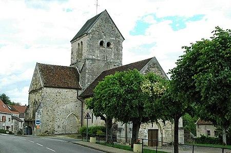 Église Saint-Agnan de Saint-Agnan