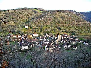 Saint-Martin-de-Vers Part of Les Pechs-du-Vers in Occitanie, France