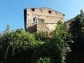 Saint-Michel-de-Lanès - Maison avec traces de remparts.jpg