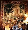 Saint-Pardoux-les-Cards château Villemonteix tapisserie phare d'Alexandrie.jpg