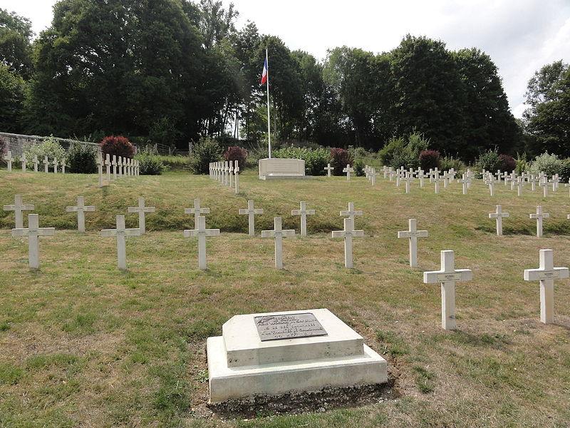 Saint-Rémy-la-Calonne (Meuse) nécropole nationale