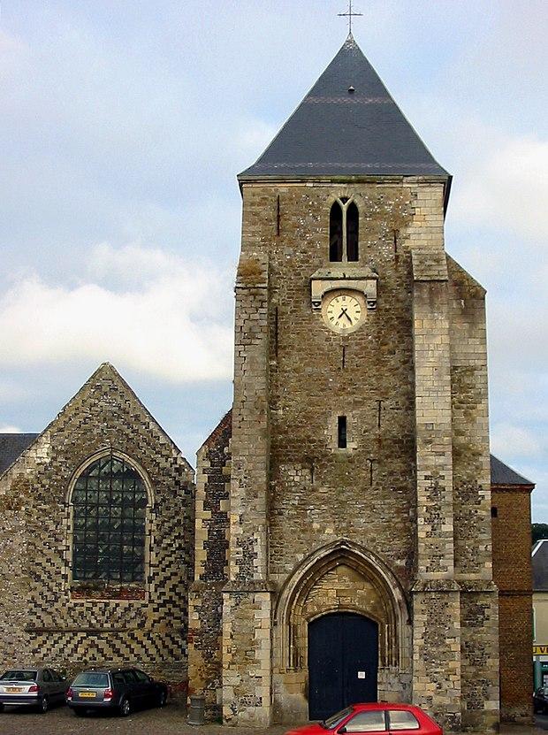 Monument historique à Saint-Valery-sur-Somme