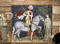 Saint George and the Princess - Nave right - San Zeno - Verona 2016.jpg