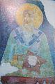 Saint Gregory Decapolite Fresco in Saint Nicholas Church in Melnik.jpg