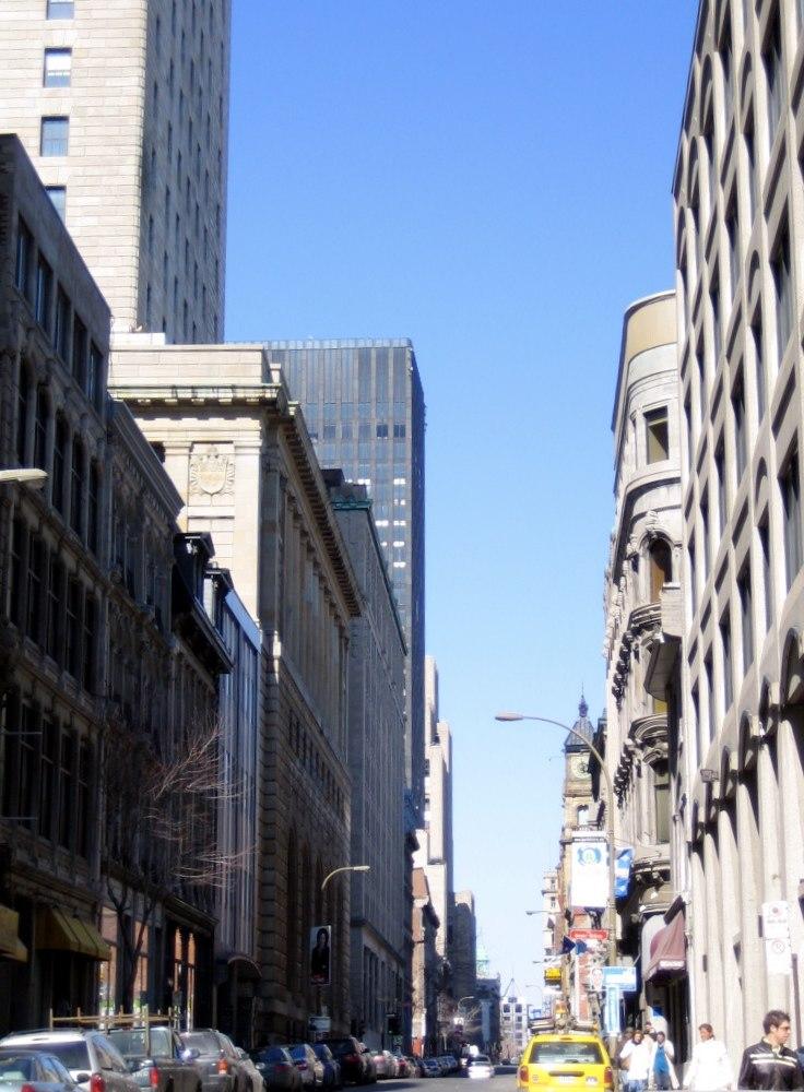 Saint James Street, Montreal 2006-03-27