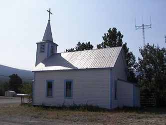 Saint John the Baptist Catholic Church, Carcross, Yukon 3.jpg