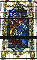 Saint Paul the Apostle Church (Westerville, Ohio) - stained glass, The Nativity of the Lord - detail.jpg