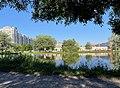 Saint Petersburg. Lake in Sosnovka Park.jpg