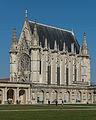 Sainte Chapelle, Vincennes, South-West View 140308 1.jpg