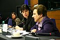 Sakharov Prize 2012 representatives visit the Group 03.jpg