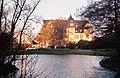 Salder (Salzgitter), Parkseite des Schlosses.jpg