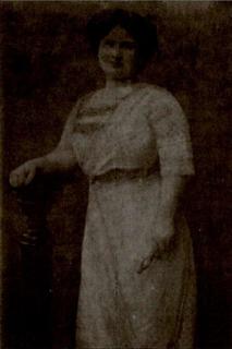 Naciye Hanım Wife of Ottoman Sultan