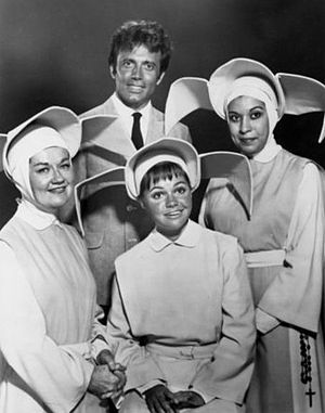 The Flying Nun - Redmond, Rey, Morrison, and Field. Missing from picture: Sherwood.