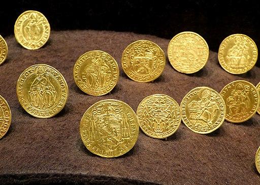 Salzburg Haus der Natur - Goldmünzen Salzburg