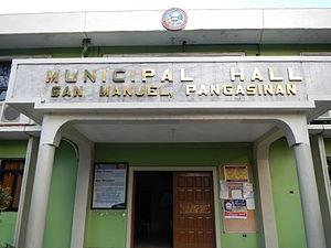 San Manuel, Pangasinan