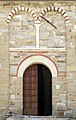 San Leo, Porta della Pieve di Santa Maria Assunta - panoramio.jpg