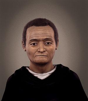 Martin de Porres - Forensic facial reconstruction of Martin de Porres