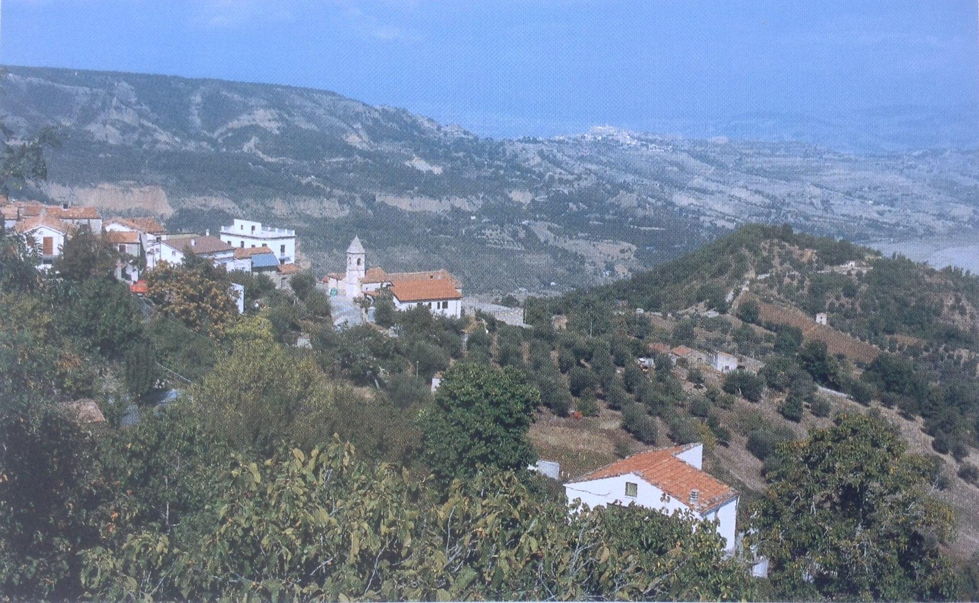 San Paolo Albanese – Veduta
