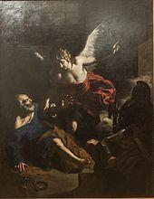 San Pietro liberato dal carcere.