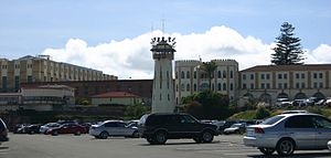 San Quentin State Prison - San Quentin up close.
