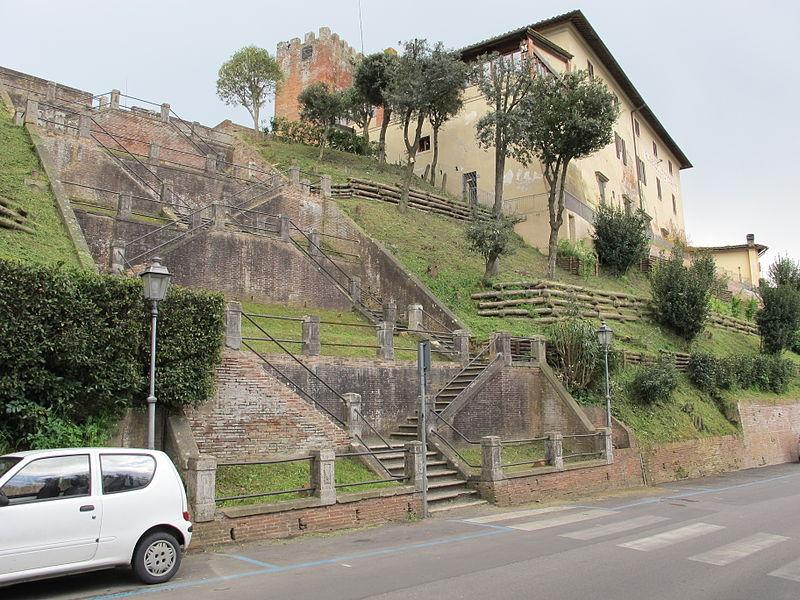 File:San miniato, scalinata 01.JPG