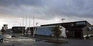Sandnessjøen Airport, Stokka