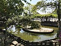 Sansaiike Pond in Nakatsu Castle.jpg