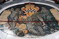 Sant'andrea al quirinale, interno, tomba cardinale giulio spinola.JPG