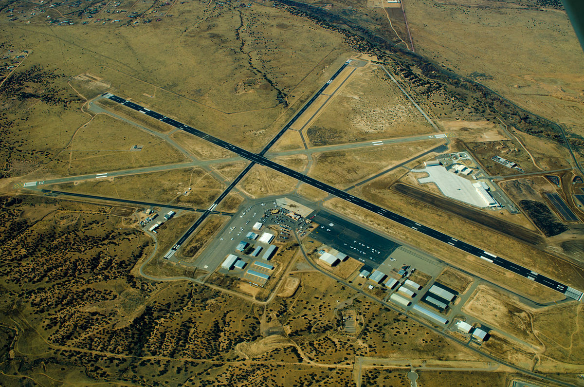 Sante Fe New Mexico >> Santa Fe Regional Airport - Wikipedia