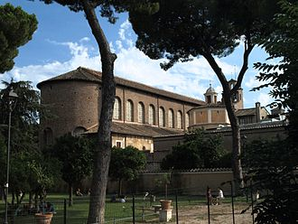 Station days - Popes since John XXIII have revived the practice of visiting the station for Ash Wednesday, Santa Sabina all'Aventino.