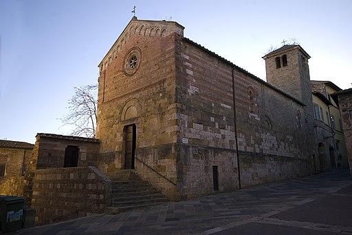 Chiesa di Santa Maria in Canonica (Colle Val d'Elsa)