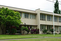 Santiam Christian Schools in Adair Village.JPG