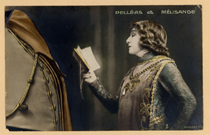Pelléas and Mélisande - Sarah Bernhardt in Pelléas et Mélisande
