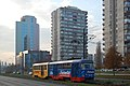 Sarajevo Tram-209 Line-3 2011-11-06.jpg