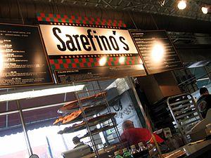 North Market - Image: Sarefinos pizza