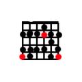 Scala maggiore forma caged di sol - G.png