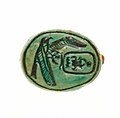 Scarab Inscribed with the Throne Name of Thutmose III MET 27.3.307 bot.jpg