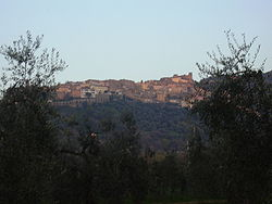 Skyline of Scarlino