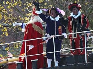 Sinterklaas intocht Schiedam (netherlands) 2009
