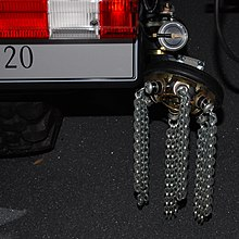 Snow chains - Wikipedia